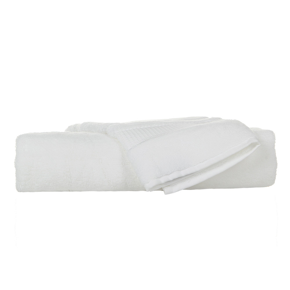 Hamam - Pera Towel - White - Bath Towel