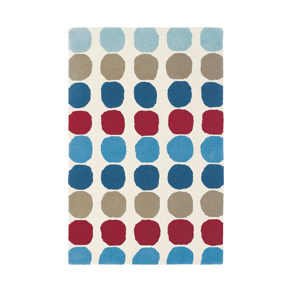 Harlequin - Abacus Rug - Primary - 90x140cm
