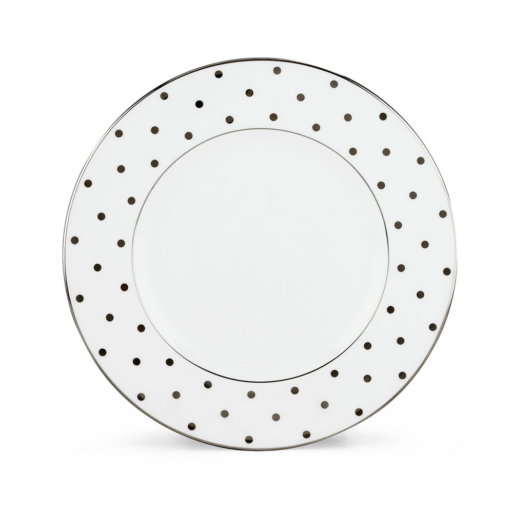 kate spade new york  Larabee Road Platinum Accent Plate