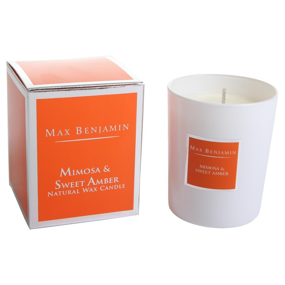 Buy max benjamin scented candle 190g mimosa sweet for What are the best scented candles to buy
