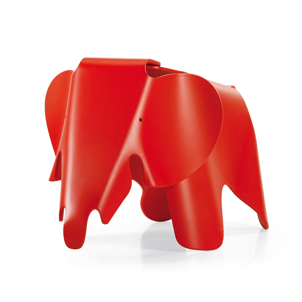 buy vitra eames elephant classic red amara. Black Bedroom Furniture Sets. Home Design Ideas