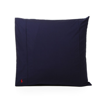 Polo Player Pillowcases - Navy - Set of 2