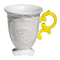 Seletti - I-Wares Porcelain Mug - Yellow