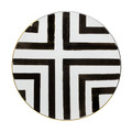 Christian Lacroix - Sol Y Sombra Charger Plate