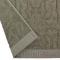 Roberto Cavalli - Logo Towel - Gray 905 - Bath Sheet