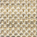 Chilewich - Basketweave Round Placemat - Latte