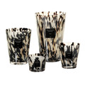 Baobab Collection - Scented Candle - Black Pearls - 16cm