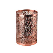 pierced-candle-holder-copper-medium