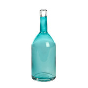 decorative-bottle-turquoise