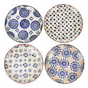 mosaic-plate-set-of-4