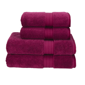 Supreme Hygro Towel - Raspberry