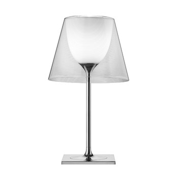 KTribe T Table Lamp On/Off Switch - Transparent