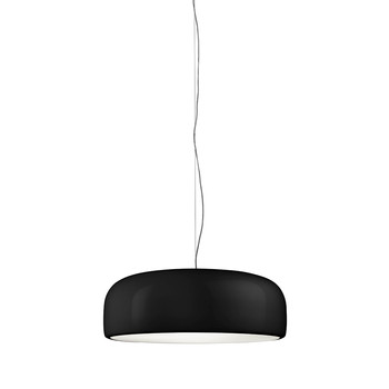 Smithfield S Eco Ceiling Light - Black