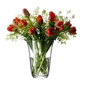 Vase Bouquet Ouvert Flower - 23cm