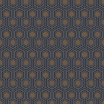 Hicks' Hexagon Wallpaper - 95/3015