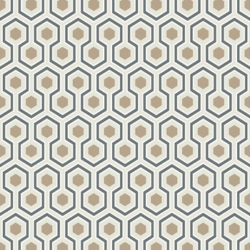 Hicks' Hexagon Wallpaper - 95/3016