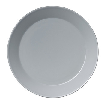 Teema Dinner Plate - Pearl Grey