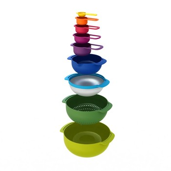 Nest Plus - Set of 9 - Multicolor
