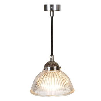 Petit Paris Pendant Light - Nickel