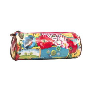 Pip's Journey Round Pencil Case