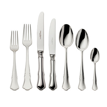 Alt-Chippendale Cutlery Set