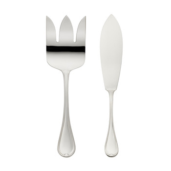 Classic-Faden Fish Serving Knife & Fork