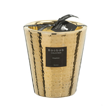Scented Candle - Khephren Gold