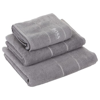 Plain Towel - Concrete