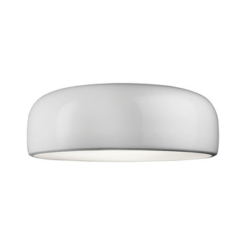 Smithfield C Eco Dimmer Ceiling Light - White