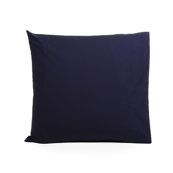 Taies d'oreiller Polo Player - Bleu marine - Set de 2 - 65 x 65 cm
