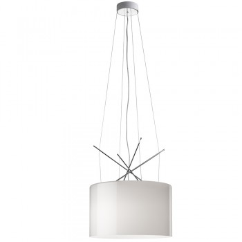 Ray S Ceiling Light - Grey