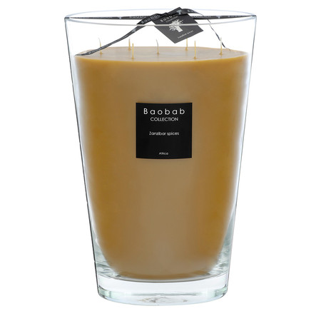Baobab Collection - Scented Candle - Zanzibar Spices - 35cm