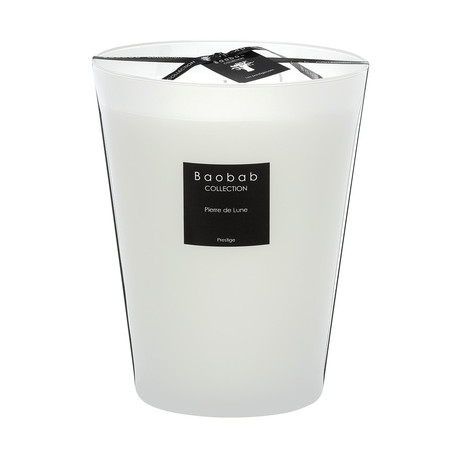 Baobab Collection - Scented Candle - Moonstone - 24cm