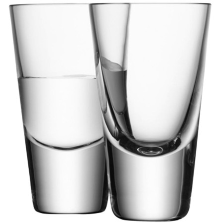 LSA International - Bar Vodka Glasses - Set of 4