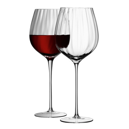 LSA International - Aurelia Red Wine Glasses - Set of 4