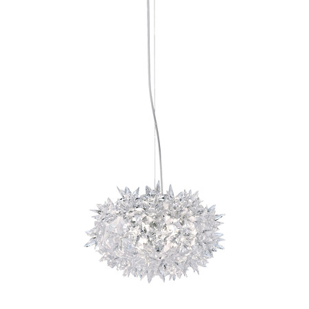 Kartell - Crystal Bloom Deckenlampe - 28x19cm