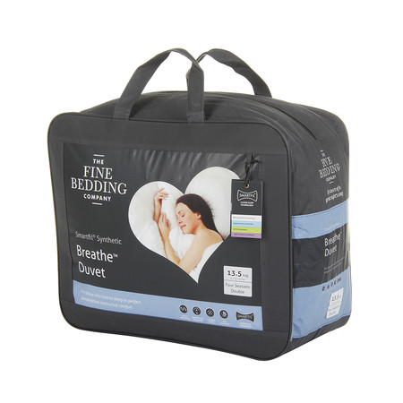The Fine Bedding Company - Breathe Duvet - Four Seasons - UK Super King