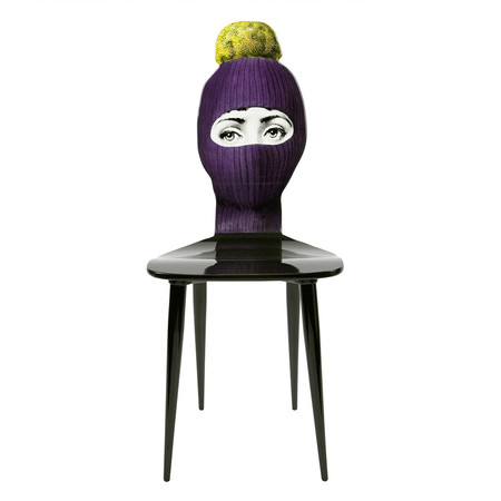 Fornasetti - Lux Gstaad Chair - Purple