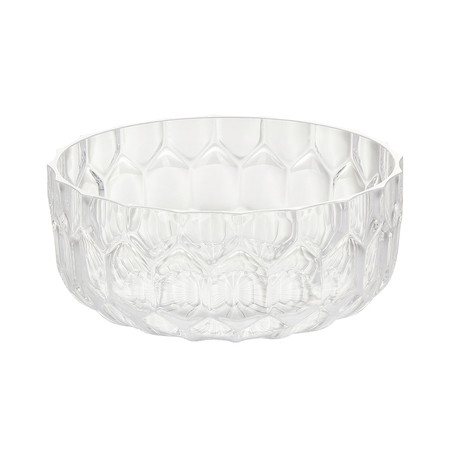 Kartell - Jellies Family Salad Bowl - Crystal