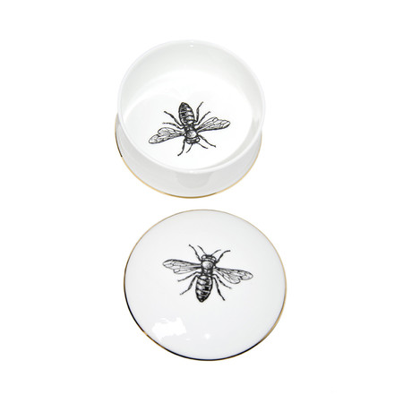 Rory Dobner - Bee Trinket Box - Medium
