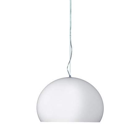 Kartell - Big FL/Y Ceiling Light - White