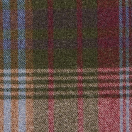 Mulberry Home - Ancient Tartan Lambswool Blanket - 155x180cm