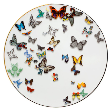 Christian Lacroix - Butterfly Parade Charger Plate