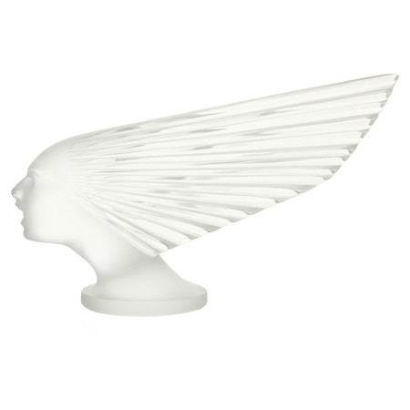 Lalique - Clear Victoire Paperweight