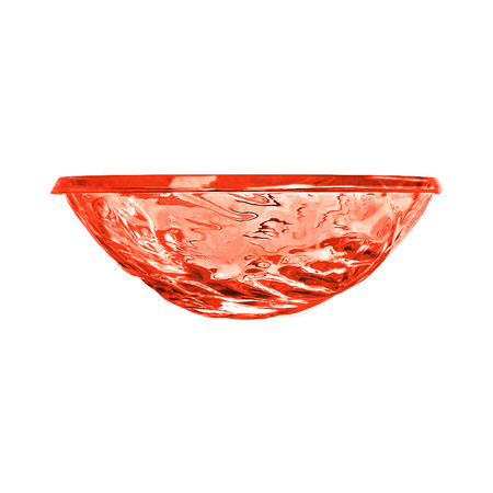 Kartell - Moon Bowl - Red