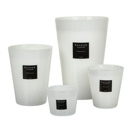 Baobab Collection - Scented Candle - Moonstone - 35cm