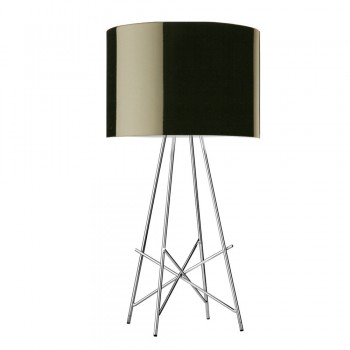 Ray Table Lamp - Black