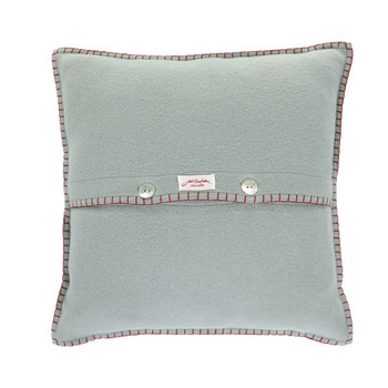 Alpine Chalet Pillow - 41x41cm