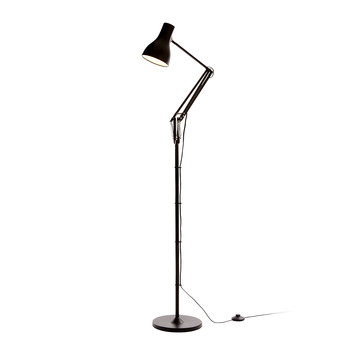 Type 75 Floor Lamp - Jet Black