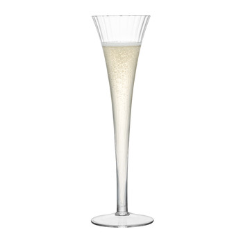 Aurelia Champagne Flutes - Set of 4